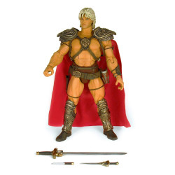 HE-MAN MASTERS OF THE UNIVERSE COLLECTOR'S CHOICE WILLIAM STOUT COLLECTION ACTION FIGURE