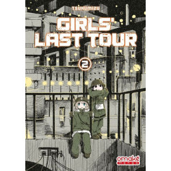 GIRLS LAST TOUR TOME 2