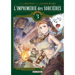L'IMPRIMERIE DES SORCIERES T03