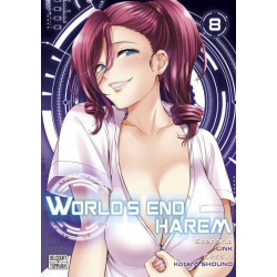 WORLD'S END HAREM T08