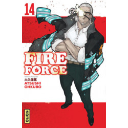 FIRE FORCE - TOME 14