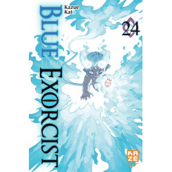 BLUE EXORCIST T24