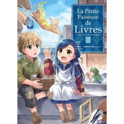 LA PETITE FAISEUSE DE LIVRES T03