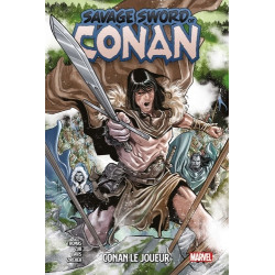 SAVAGE SWORD OF CONAN T02
