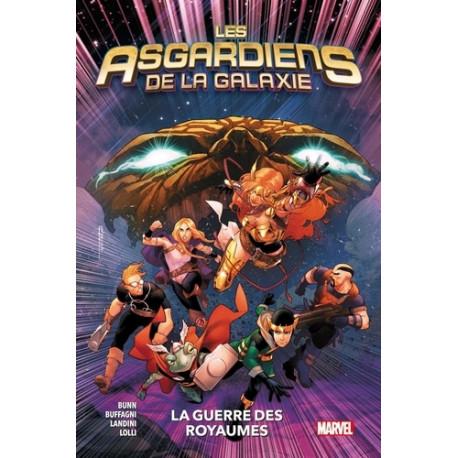 LES ASGARDIENS DE LA GALAXIE T02