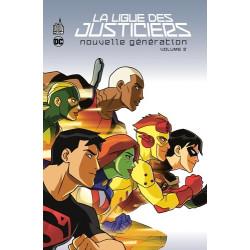 LA LIGUE DES JUSTICIERS-NOUVEL - LA LIGUE DES JUSTICIERS - NOUVELLE GENERATION - TOME 3