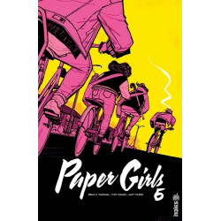 PAPER GIRLS - TOME 6