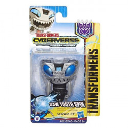 SCRAPLET TRANSFORMERS CYBERVERSE ACTION FIGURE