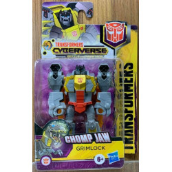 GRIMLOCK CHOMP JAW TRANSFORMERS CYBERVERSE ACTION FIGURE