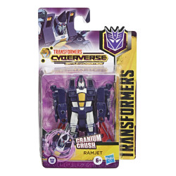 RAMJET TRANSFORMERS CYBERVERSE ACTION FIGURE