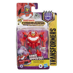 DEAD END TRANSFORMERS CYBERVERSE SCOUT ACTION FIGURE