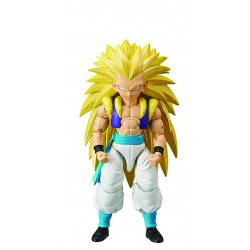 GOTENKS SS3 DRAGON BALL SUPER DRAGON STAR SERIES 12 ACTION FIGURE
