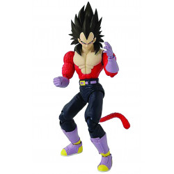 VEGETA SS4 DRAGON BALL SUPER DRAGON STAR SERIES 13 ACTION FIGURE