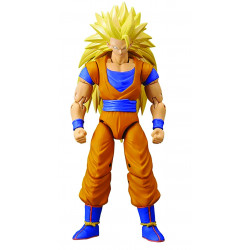 GOKU SS3 DRAGON BALL SUPER DRAGON STAR SERIES 10 ACTION FIGURE