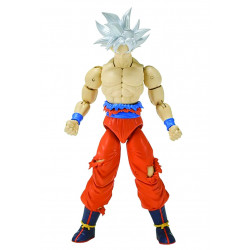 GOKU ULTRA INSTINCT DRAGON BALL SUPER DRAGON STAR SERIES 7 ACTION FIGURE