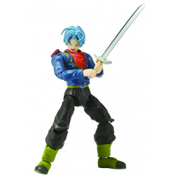 FUTURE TRUNKS DRAGON BALL SUPER DRAGON STAR SERIES 8 ACTION FIGURE