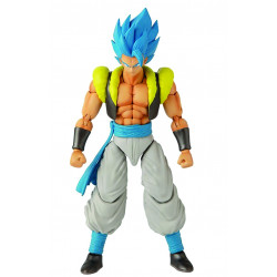 BLUE GOGETA SS DRAGON BALL SUPER DRAGON STAR SERIES 11 ACTION FIGURE