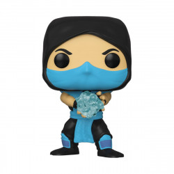 SUB-ZERO MORTAL KOMBAT POP! GAMES VINYL FIGURE