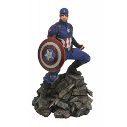 CAPTAIN AMERICA AVENGERS: ENDGAME MARVEL MOVIE PREMIER COLLECTION STATUE