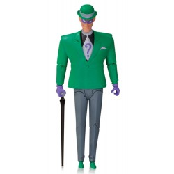 THE RIDDLER THE ANIMATED SERIES DC COMICS ACTION FIGURE