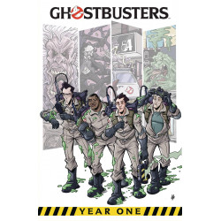 GHOSTBUSTERS YEAR ONE TP VOL 1