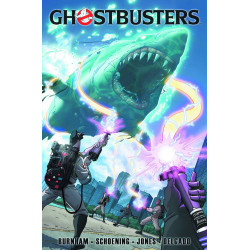 GHOSTBUSTERS ONGOING TP VOL 4 WHO YA GONNA CALL