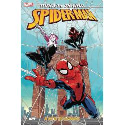 MARVEL ACTION SPIDER-MAN TP BOOK 1 NEW BEGINNING