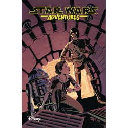 STAR WARS ADVENTURES TP VOL 9 FIGHT THE EMPIRE