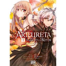 ARIFURETA - DE ZERO A HEROS T01