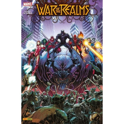 WAR OF THE REALMS N 3