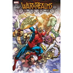 WAR OF THE REALMS N 3.5