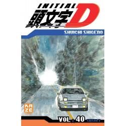 INITIAL D T40