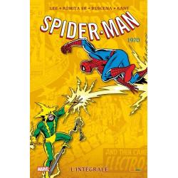 SPIDER-MAN: L'INTEGRALE T08 (1970)