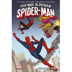 SPECTACULAR SPIDER-MAN T02 : REECRIVONS L'AVENIR