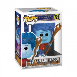 IAN LIGHTFOOT POP ONWARD VINYL FIGURE