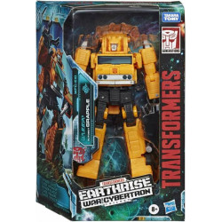 GRAPPLE EARTHRISE WAR OF CYBERTRON TRANSFORMERS ACTION FIGURE