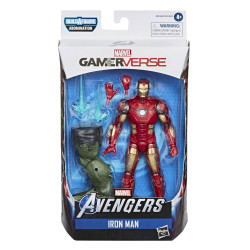 IRON MAN AVENGERS LEGENDS VIDEO GAME 6 INCH ACTION FIGURE