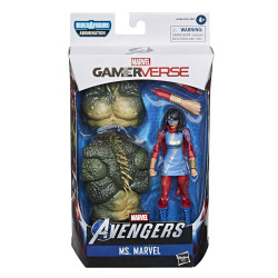 KAMALA KHAN AVENGERS LEGENDS VIDEO GAME 6 INCH ACTION FIGURE