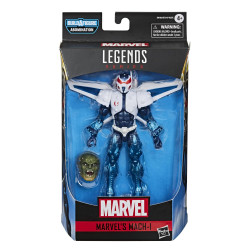 MACH-1 AVENGERS LEGENDS VIDEO GAME 6 INCH ACTION FIGURE