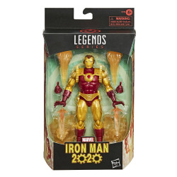 IRON-MAN 2020 MARVEL LEGENDS 6 INCH ACTION FIGURE