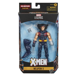 WEAPON X X-MEN LEGENDS 6 INCH ACTION FIGURE