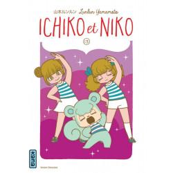ICHIKO ET NIKO - TOME 13