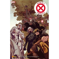 HOUSE OF X / POWERS OF X N 01 (VARIANT)