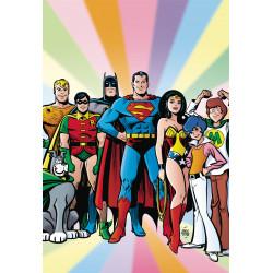 SUPER FRIENDS SATURDAY MORNING CARTOON HC VOL 1