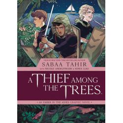 THIEF AMONG TREES EMBER ASHES ORIGINAL GN HC VOL 1