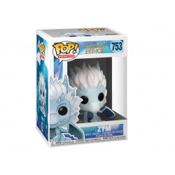 AZYMONDIAS DRAGON PRINCE POP! TV VINYL FIGURINE 9 CM