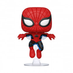 SPIDER-MAN FIRST APPEARANCE MARVEL 80TH FUNKO POP! MARVEL VINYL FIGURINE 9 CM
