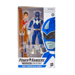 BLUE RANGER POWER RANGERS LIGHTNING MMPR ACTION FIGURE