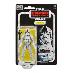 AT-AT DRIVER STAR WARS BLACK SERIES E5 40TH ANN ACTION FIGURE