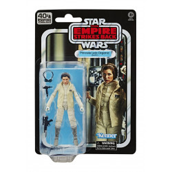 PRINCESS LEIA STAR WARS BLACK SERIES E5 40TH ANN ACTION FIGURE